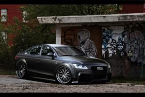 Audi-RS6 Matt Edition by Renato9