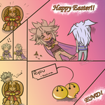 Happy easter! by Julesie