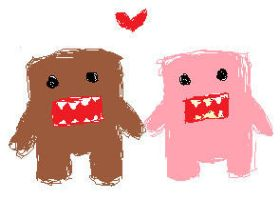 Domo Love by ManiacEpisodez