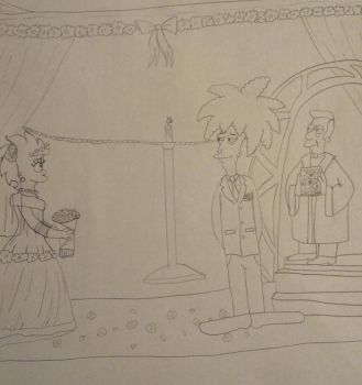 The Wedding That Was Meant To Be by UnderGrell