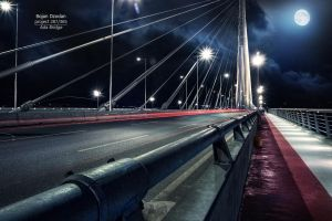 Ada Bridge by Dzodan