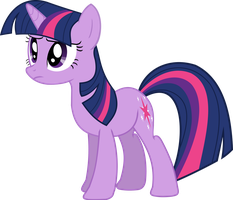Vector - Worried Twilight (test) by CyborgChildOfPerkele