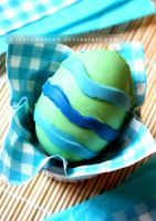 Chocolate Easter Egg by claremanson