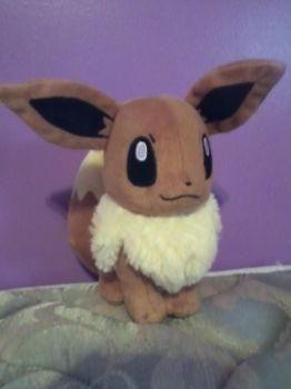 And my Eevee by soniclover63