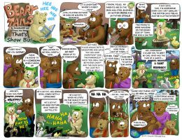 BEARY TAILS 8 THAT'S SHOW BIZ by Ricky-Roo302