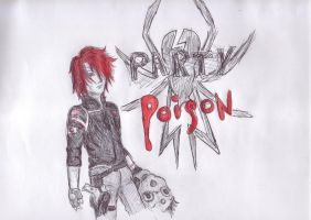Party F$CKIN Poison by dotti-silver