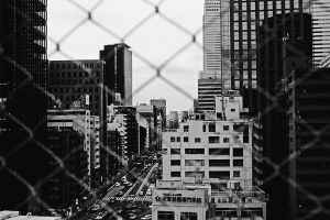 14 within the caged city by Caupho