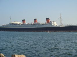 Queen Mary by AonAllstars