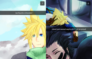 FF7 Snapchat Adventures 2 by Boosify