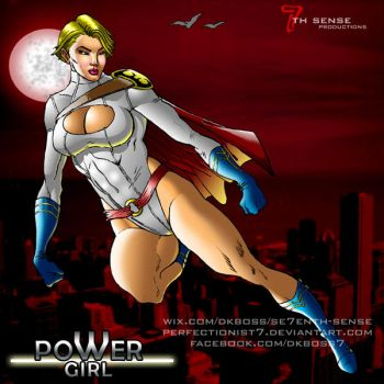 power girl by perfectionist7