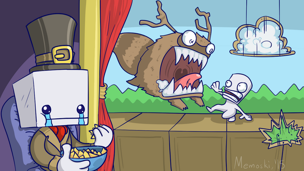 [Thumbnail] Battleblock Theater by Memoski