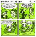 Eyejay 7: Do the Dew by DangerPins