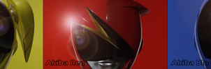 Akibarangers by XMarcoXfansubs