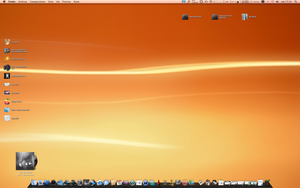 iMac Screenshot 17.8.2009 by mic330