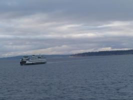 Ocean Shores Ferry by MeBeingBored15