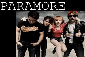 Paramore by ZIMshaun