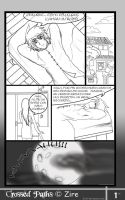 Crossed Paths- pagina 1 by Zire9