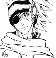 Lavi's portrait by RashaHJ