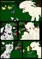 Shadowed Secrets Page 19 by Nixhil