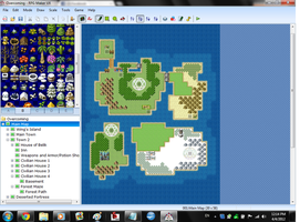 RPG Maker Project by WhiteWingWarrior84