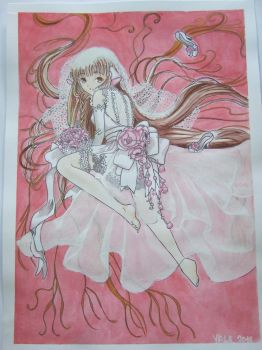 Chii from Chobits by Flox95
