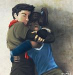 MaKorra :: In your arms by SkiM-ART