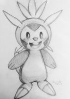 Chespin by toegetic