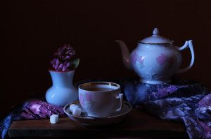 Morning tea by An-gora