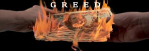 Greed by justinpooh