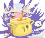 Beware of Chef Kirby by OsHoshi
