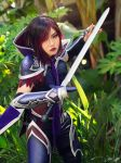 Nightraven Fiora Cosplay 1 by SNTP