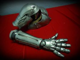 FMA Edward Elric Automail Arm 2 by AsserT-REvenge