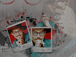 Johnny Depp Wallpaper by morbid-impulse
