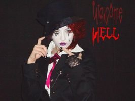 +Welcome Hell+ by CaelpHer