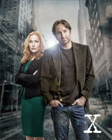 X-Files 2015 by PZNS