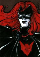 Batwoman - March of Dimes by Marker-Mistress