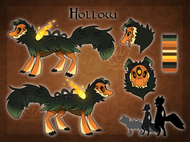 Hollow Referencesheet by HeavenlyCondemned