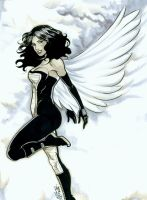 Jetta Angel Commission by martheus