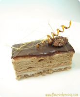 Chocolate Entremet by MomentoMori08