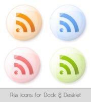 Rss icons orb by nam0