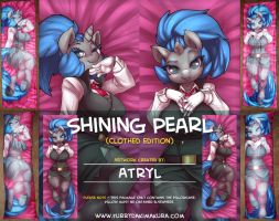 Shining Pearl by Atryl - Clothed by furrydakimakura
