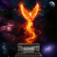 Immortal Phoenix Soul (In The End) by clara-01