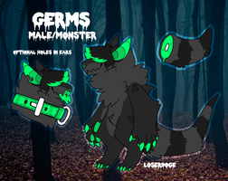 Germs ref (Monster sona) by LoserDoge