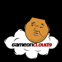 gameoncloud9 logo by Kidney-Shots