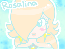 Rosalina in Pastels by Peach-X-Yoshi