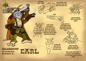 His Name is Earl by CyrilTheWizard