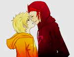 Homestuck Boyfriends by Sakiko-chan
