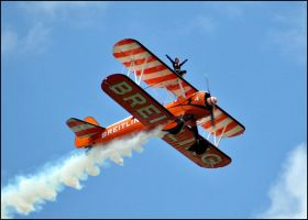 Breitling Wingwalkers 5 / FAS 2012 by Somebody-Somewhere