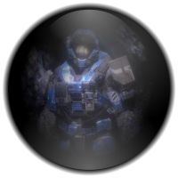 Halo Reach: carter by purpledragon104
