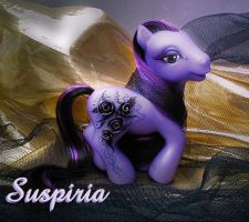 My Little Pony Suspiria by Barkingmadd